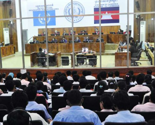 cambodia program human right law study