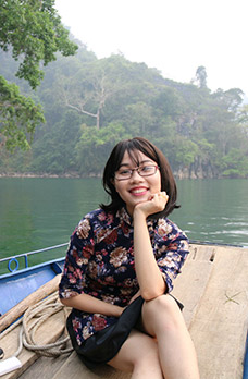 Pham Thi Quynh Anh Anh - Tour Director