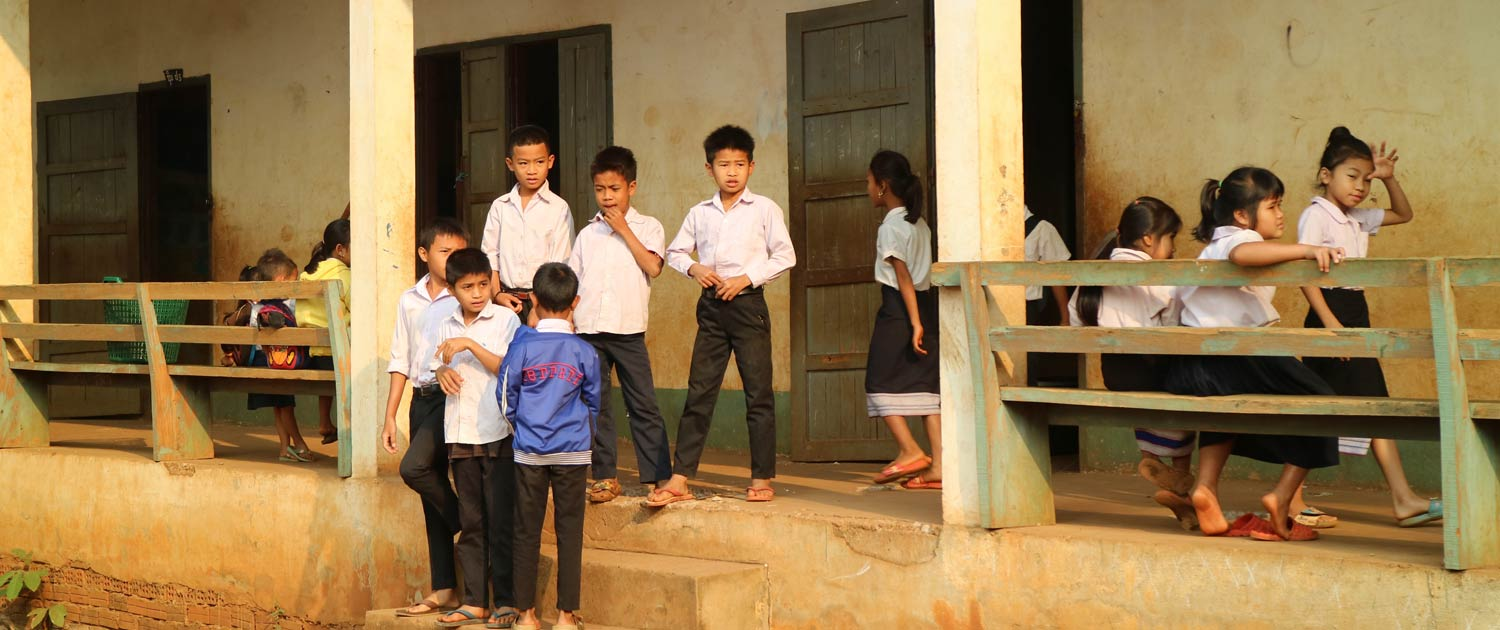 school in laos