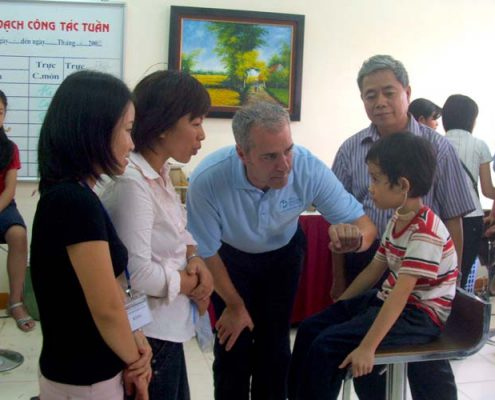 Healthcare an Physiotherapy Placement for Vietnam