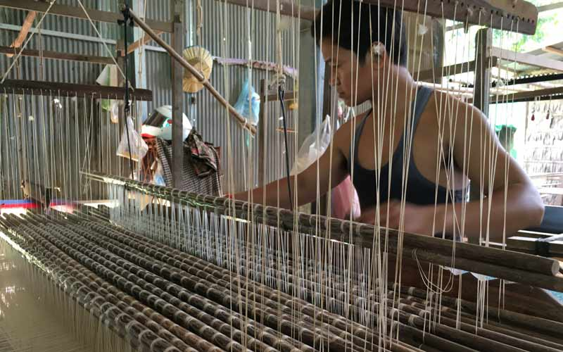 weaving csr thailand and cambodia