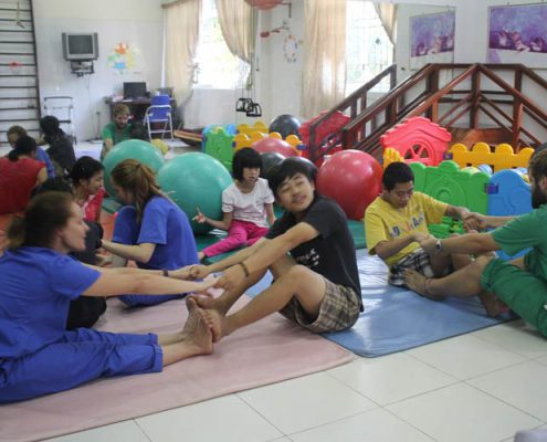 program Public Health in Thailand and Vietnam