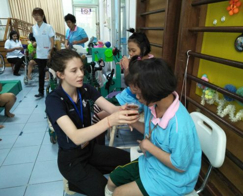 Physiotherapy Placement in Bangkok Observe and understand physiotherapy treatments and services on a first-hand basis, as well as learn deeper about the public health care systems in Thailand