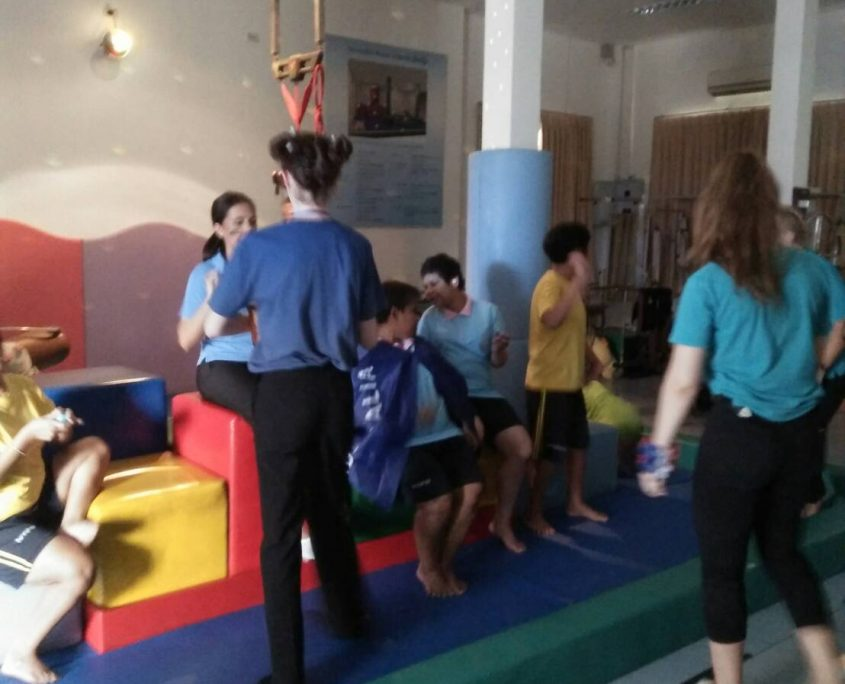 Physiotherapy Placement in Bangkok