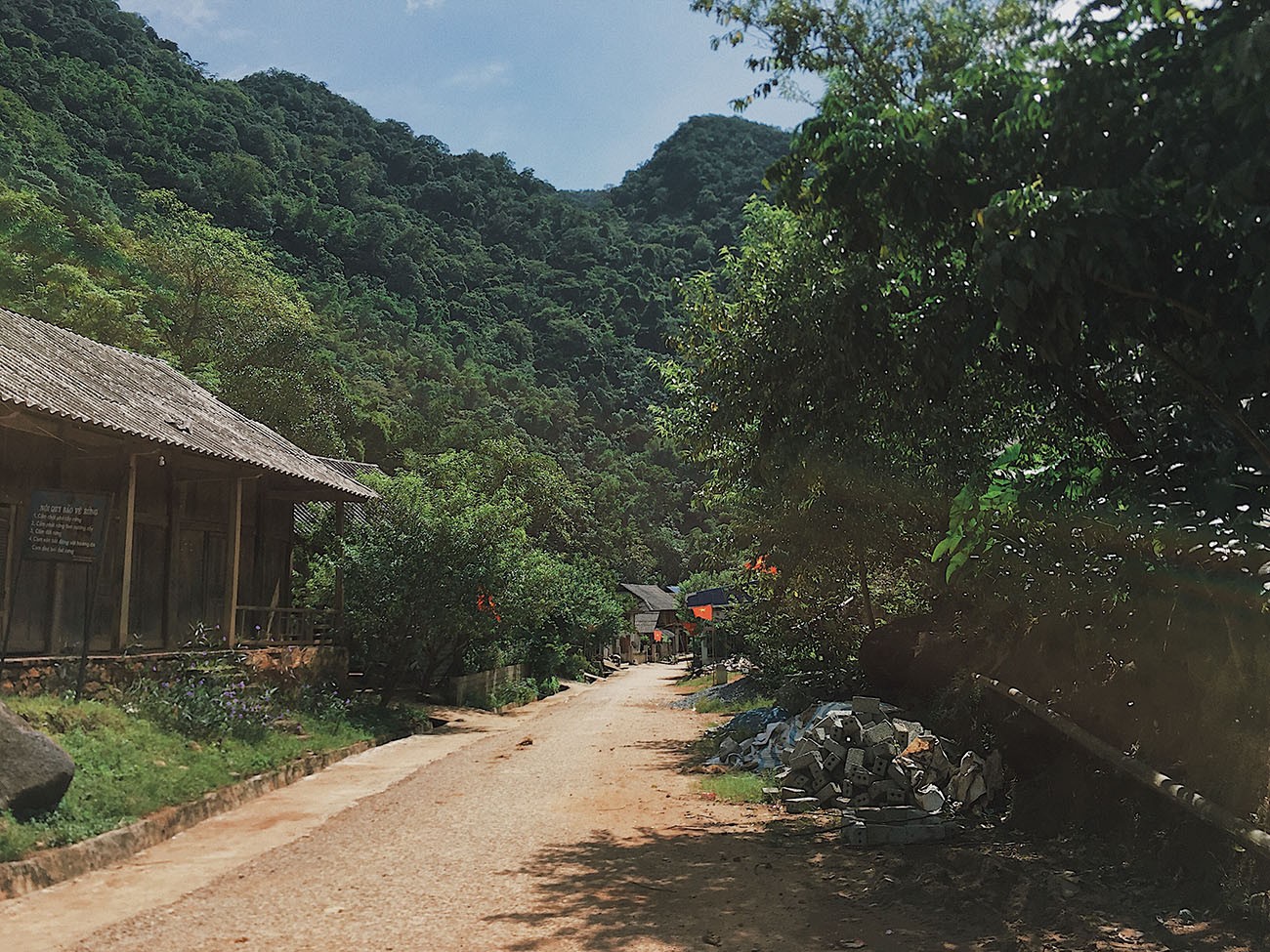 Off the beaten track in Pu Luong