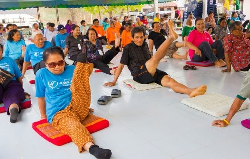 Exercise Science in Thailand