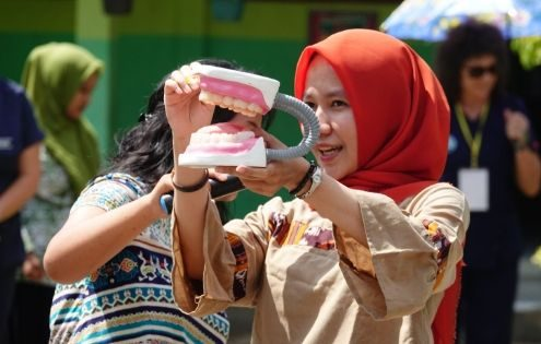 Oral Health in Indonesia